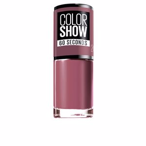 COLOR SHOW nail 60 seconds #20-blush berry