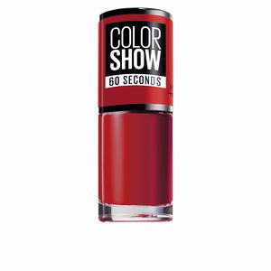 COLOR SHOW nail 60 seconds #43-red apple
