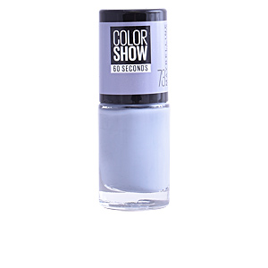 COLOR SHOW nail 60 seconds #73-city smoke