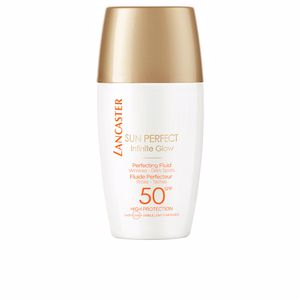 Faciais SUN PERFECT perfecting fluid SPF50 Lancaster