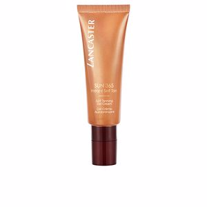 Faciais SUN 365 instant self tan gel cream face Lancaster