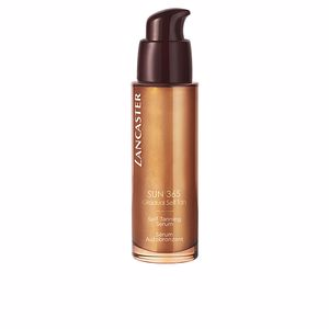 Viso SUN 365 gradual self tan serum face Lancaster