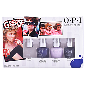 Nagellack INFINITE SHINE GREASE COLLECTION GIFTSET Opi