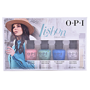Esmalte de uñas INFINITE SHINE LISBON COLLECTION GIFTSET Opi