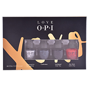 Vernis à ongles NAIL LACQUER LOVE XOXO GIFTSET Opi