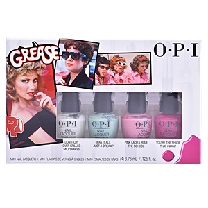 Vernis à ongles NAIL LACQUER GREASE COLLECTION GIFTSET Opi