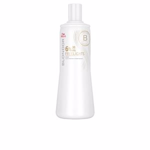 Lociones activadoras BLONDOR FREELIGHTS developer 6% Wella