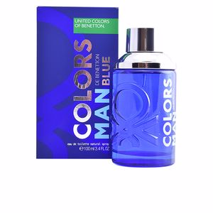 COLORS BLUE MAN eau de toilette spray 100 ml