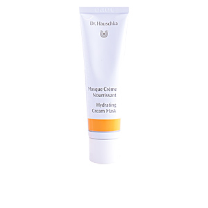 Face moisturizer HYDRATING cream mask Dr. Hauschka