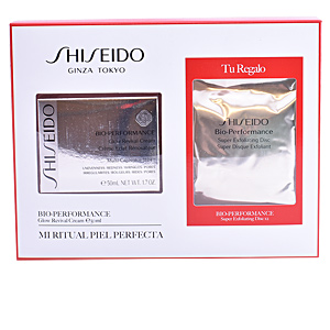 Kit di Cosmetici BIO-PERFORMANCE GLOW REVIVAL LOTTO Shiseido
