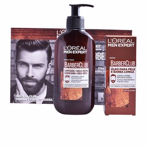 Soin de la barbe MEN EXPERT BARBER CLUB  COFFRET L'Oréal París