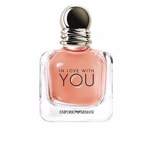 IN LOVE WITH YOU eau de parfum intense spray 50 ml