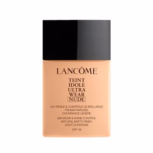 Foundation makeup TEINT IDOLE ULTRA WEAR NUDE Lancôme