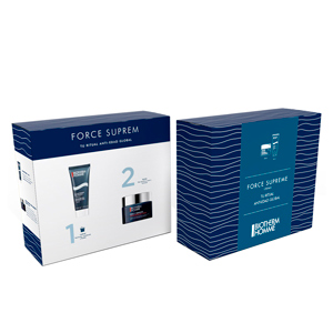Cosmetic Set HOMME FORCE SUPREME VOORDELSET Biotherm