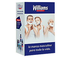 Soin de la barbe AQUA VELVA  COFFRET Williams