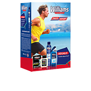 Espuma de afeitar WILLIAMS PACK SPORT LOTE Williams