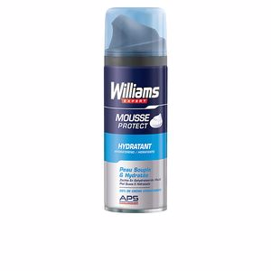 Mousse à raser PROTECT HYDRATANT shaving foam Williams