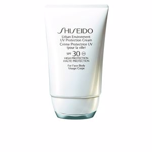 Faciais URBAN ENVIRONMENT UV protection cream SPF30 Shiseido