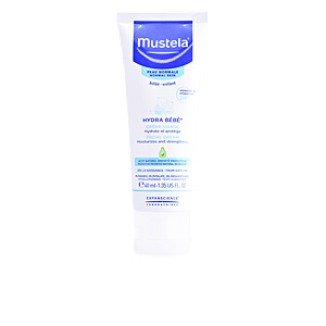 Facial cosmetics for kids - Face moisturizer HYDRA BÉBÉ crème visage Mustela