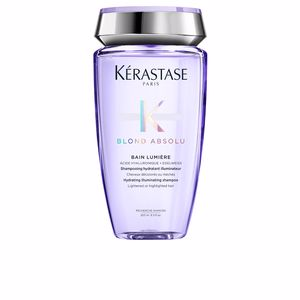 Shampoo for shiny hair BLOND ABSOLU bain lumière Kérastase