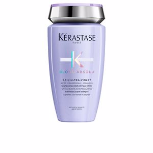 Colorcare shampoo BLOND ABSOLU bain ultra-violet