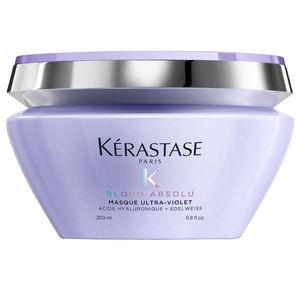 Hair mask BLOND ABSOLU masque ultra-violet Kérastase