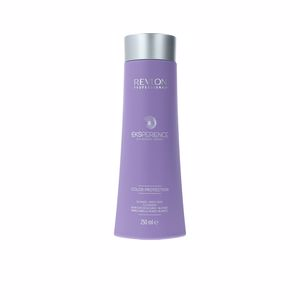 Shampoo für gefärbtes Haar EKSPERIENCE COLOR PROTECTION blond-grey hair cleanser Revlon