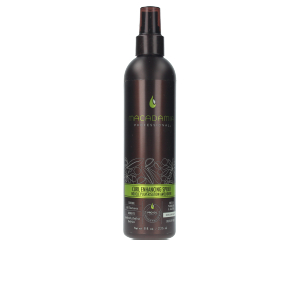 Hair styling product CURL enhancing spray Macadamia