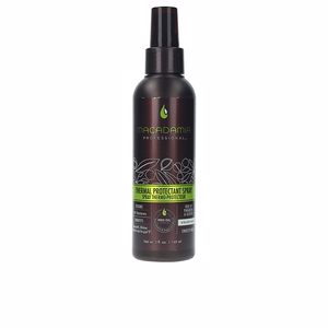 Heat protectant for hair THERMAL PROTECTANT spray Macadamia