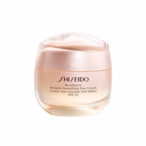 Anti-rugas e anti envelhecimento BENEFIANCE WRINKLE SMOOTHING day cream SPF25 Shiseido