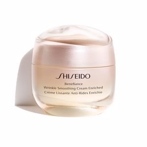 Crèmes anti-rides et anti-âge BENEFIANCE WRINKLE SMOOTHING cream enriched Shiseido