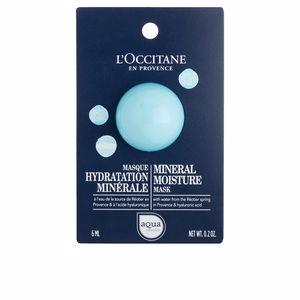 Tratamento hidratante rosto AQUA RÉOTIER masque hydratation minérale L'Occitane