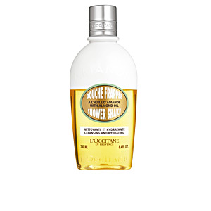 Shower gel AMANDE douche frappee L'Occitane