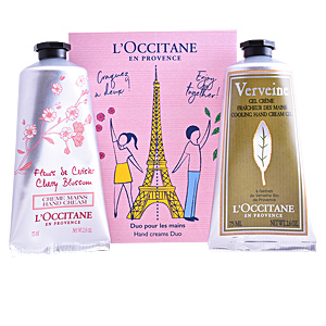 Skincare set KIT MAINS  SET L'Occitane