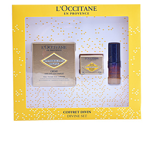 Skincare set DIVINE IMMORTELLE SET L'Occitane