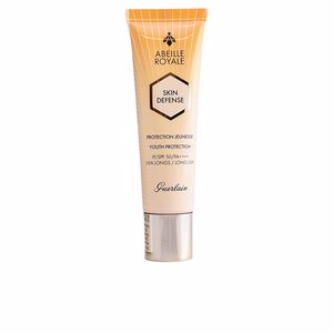 Visage ABEILLE ROYALE SKIN DEFENSE protection jeunesse SPF50 Guerlain