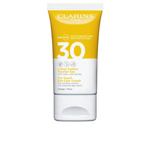 Facial SOLAIRE créme toucher sec SPF30 Clarins