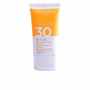Visage SOLAIRE gel en huile invisible SPF30