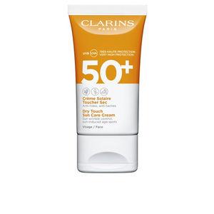 Faciais SOLAIRE crème toucher sec SPF50