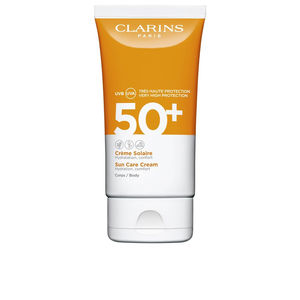 Body SOLAIRE crème SPF50 Clarins