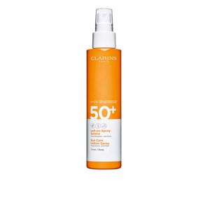 Body SOLAIRE lait en spray SPF50 Clarins