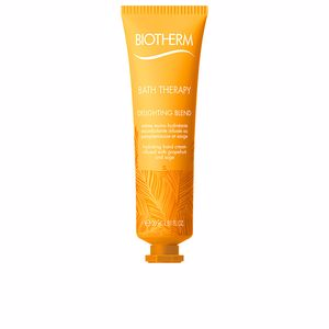 Traitements et crèmes pour les mains BATH THERAPY delighting blend hands cream Biotherm