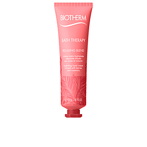 Handcreme & Behandlungen BATH THERAPY relaxing blend hands cream Biotherm