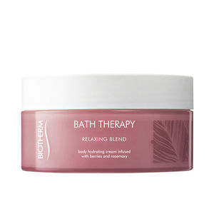 Hidratação corporal BATH THERAPY relaxing blend body hydrating cream Biotherm