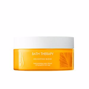 Hidratação corporal BATH THERAPY delighting blend body hidrating cream Biotherm
