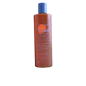 Moisturizing shampoo T/GEL  therapeutic shampoo Neutrogena