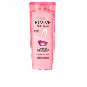 Shampoo for shiny hair ELVIVE NUTRI-GLOSS champú sublimador L'Oréal París