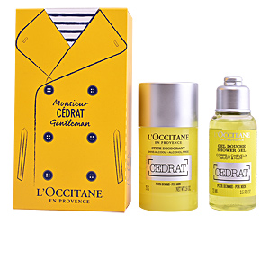 Gift Set EAU DE CEDRAT VOORDELSET L'Occitane