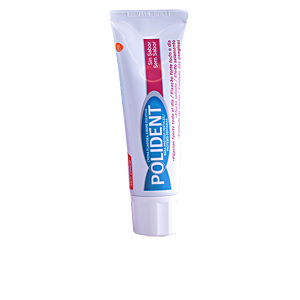 Pasta de dientes CREMA FIJADORA SIN SABOR protesis dentales Polident