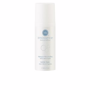 Matifying Treatment Cream BUBBLE MASK masque micro-bulles oxygène Innossence
